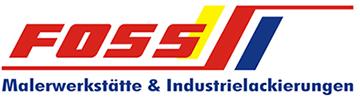 Foss GmbH – Malerwerkstätte und Industrielackierungen Logo