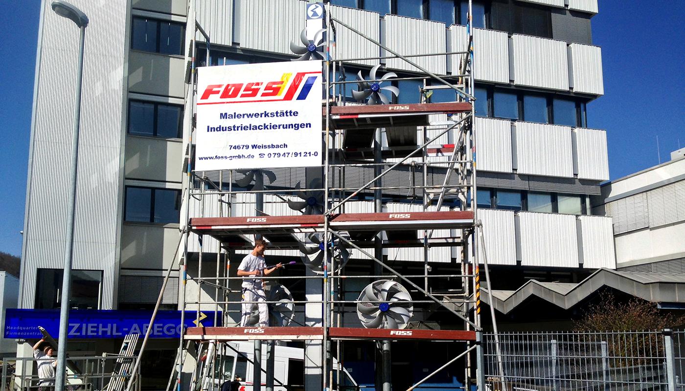 Fassadensanierung Foss GmbH